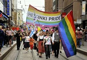 Les gays finlandais inquiets pour leurs droits.