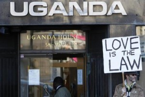 Projet de loi homophobe en Ouganda