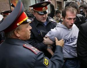 La Gay Pride de Moscou interdite