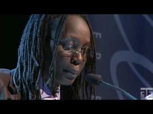 Kasha Jacqueline Nabagesera, lauréate du Prix Martin Ennals