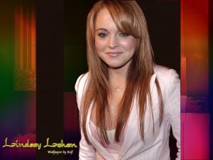 Lindsay Lohan n'est pas lesbienne !