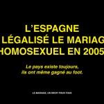 Act Up Paris se mobilise pour le mariage homosexuel