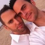 Un acteur de Glee se marie avec son compagnon