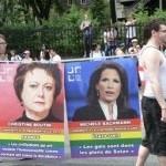 Christine Boutin considérée homophobe, même au Canada !